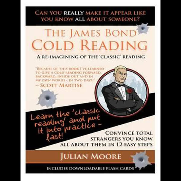 The James Bond Cold Reading